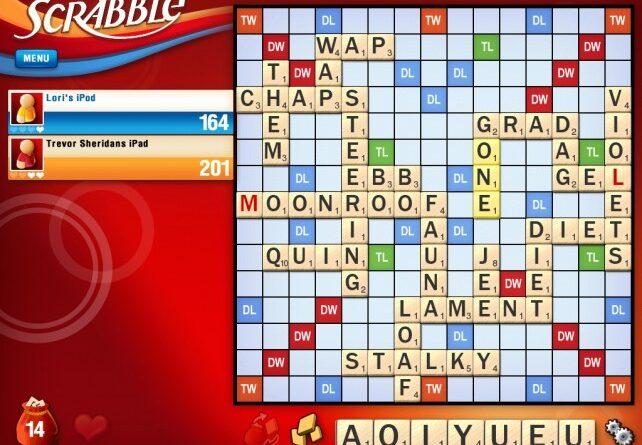 Critique : Scrabble pour iPad