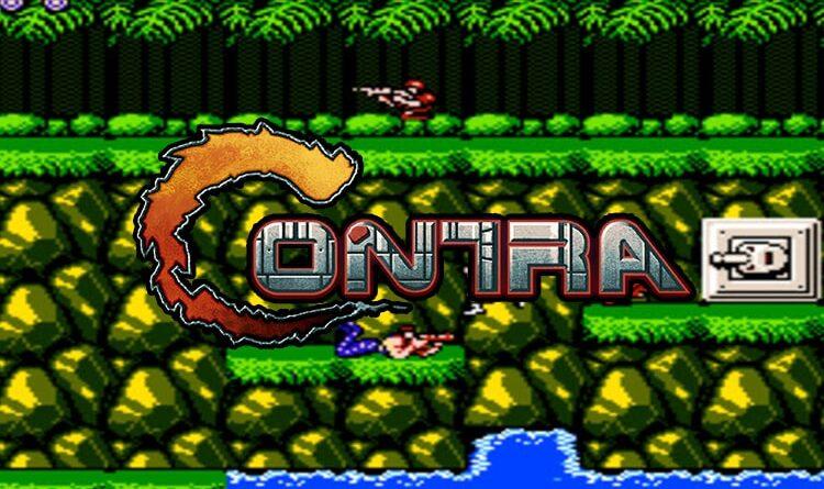 """Le jeu emblématique """"Contra"""" arrive sur Android et iOS le mois prochain"""