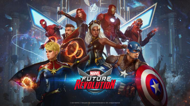 'Marvel Future Revolution' vise à élever la barre des jeux de super-héros