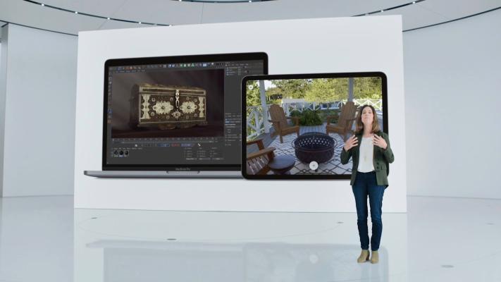 RealityKit 2 d'Apple permet aux développeurs de créer des modèles 3D pour la réalité augmentée à l'aide de photos iPhone – TechCrunch