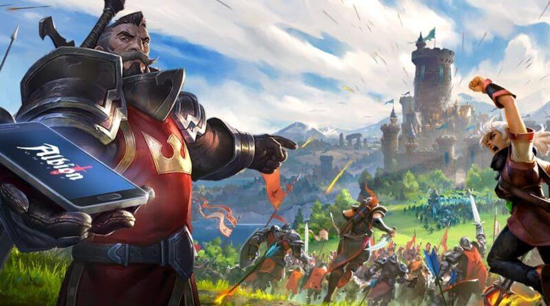 Le MMORPG Albion Online arrive enfin sur iOS et Android