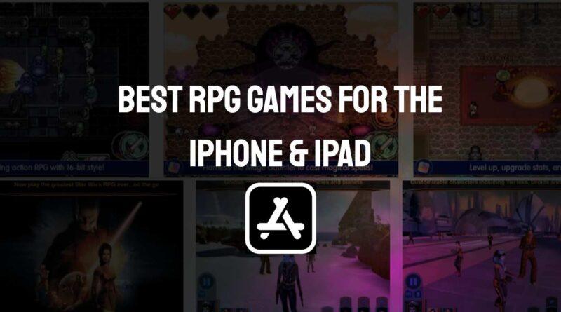 Meilleurs jeux RPG pour iPhone et iPad