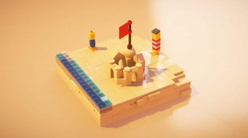 LEGO: Builder's Journey Impressions PC