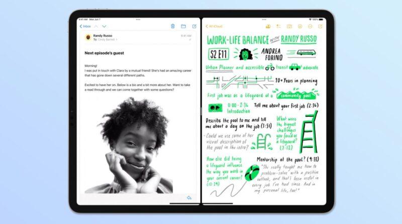 iPadOS 15 est l'une des mises à jour iPad les plus importantes de tous les temps