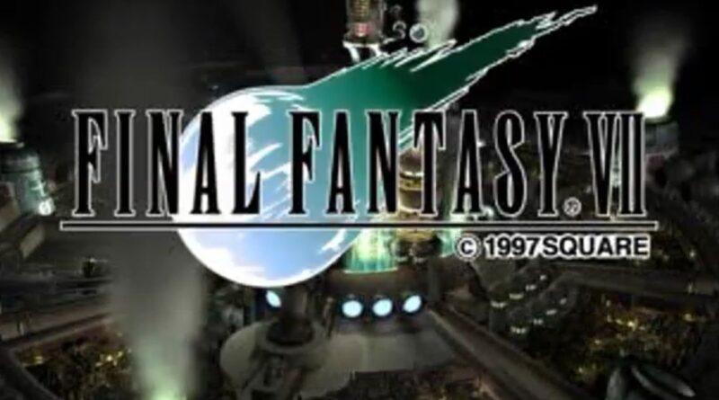 Enfin, vous pouvez jouer à Final Fantasy VII sur votre iPhone ou iPad