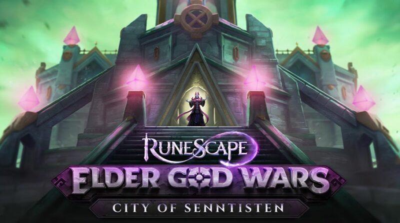 RuneScape publie une quête massive Elder God Wars: City of Senntisten pour un jeu multiplateforme complet |  Des articles