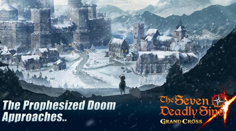Seven Deadly Sins: Grand Cross révèle plus de détails sur sa prochaine mise à jour massive de contenu, Ragnarok |  Des articles