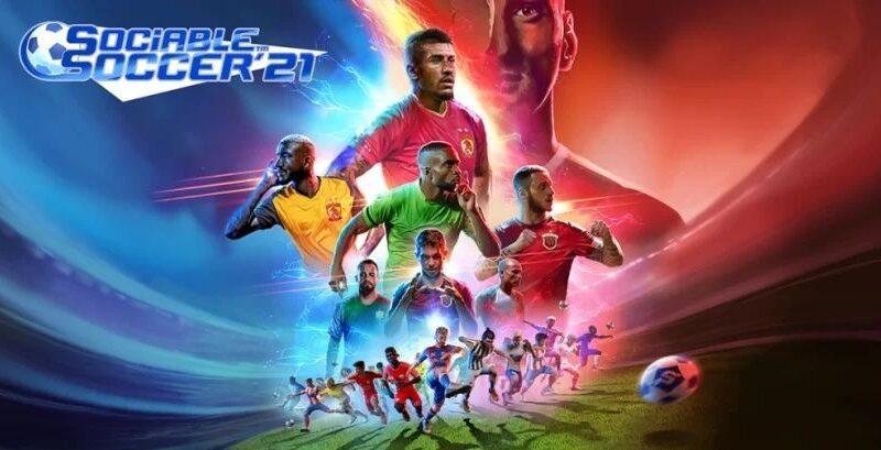 Sociable Soccer 2021 : coup d'envoi pour la nouvelle saison !