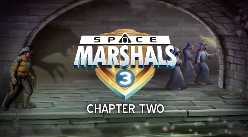 'Space Marshals 3' mis à jour avec le DLC du chapitre 2 apportant 12 nouvelles missions et de nouvelles mécaniques de jeu – TouchArcade