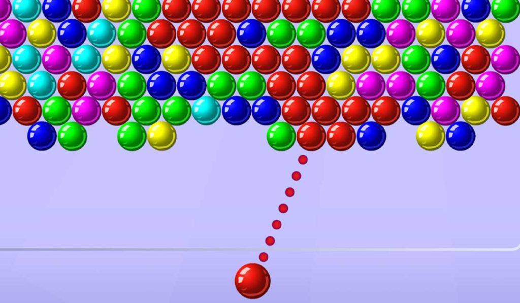 Tireur de bulles