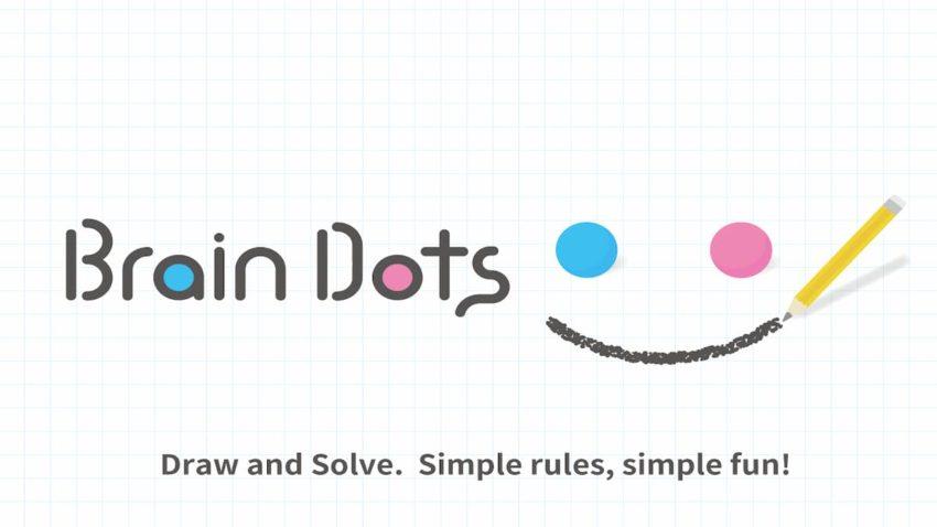 Meilleurs jeux iPhone gratuits Brain Dots