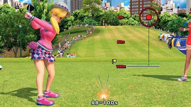 Clap Hanz Golf offre une vision loufoque du sport