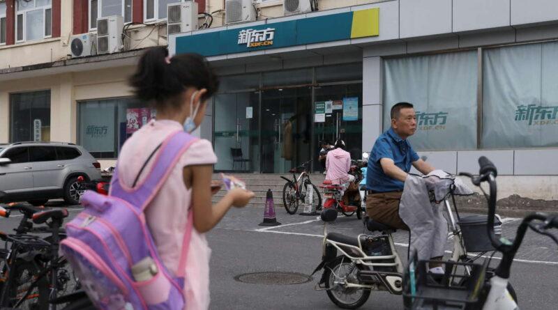 La Chine tente de réglementer le secteur du soutien scolaire, source d'inégalités