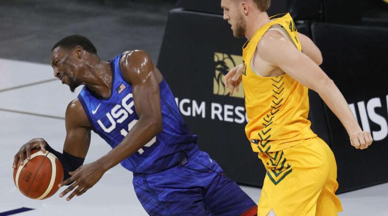Le talent du basket-ball « s'est démocratisé » dans le monde : commissaire adjoint de la NBA