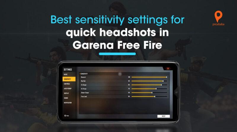 Paramètres de sensibilité Free Fire : meilleurs paramètres de sensibilité pour des tirs à la tête rapides dans Garena Free Fire