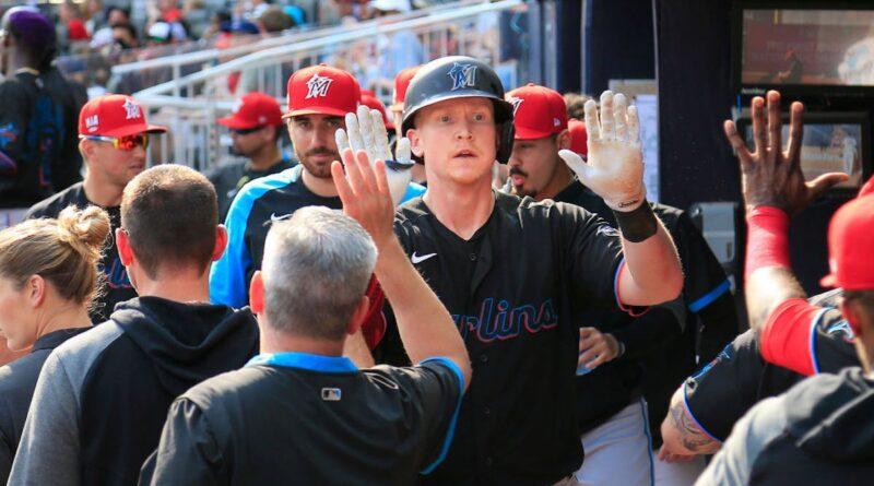 Alcantara, Cooper soulèvent les Marlins de Miami devant les Braves d'Atlanta – NBC 6 South Florida