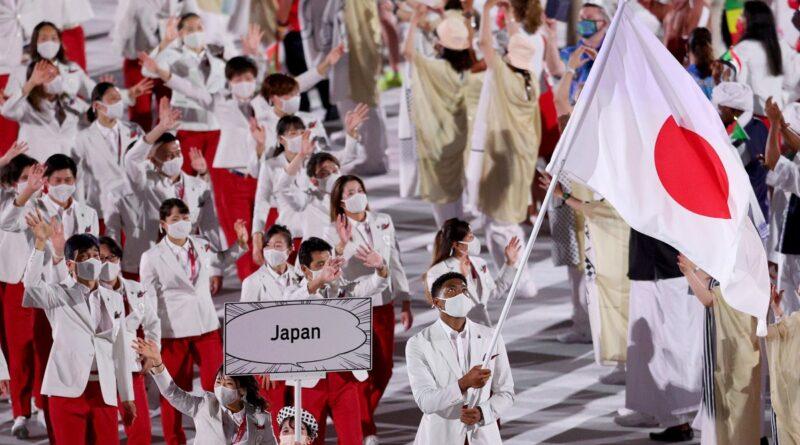 La cérémonie des Jeux olympiques utilise de la musique de jeux vidéo japonais - NBC New York