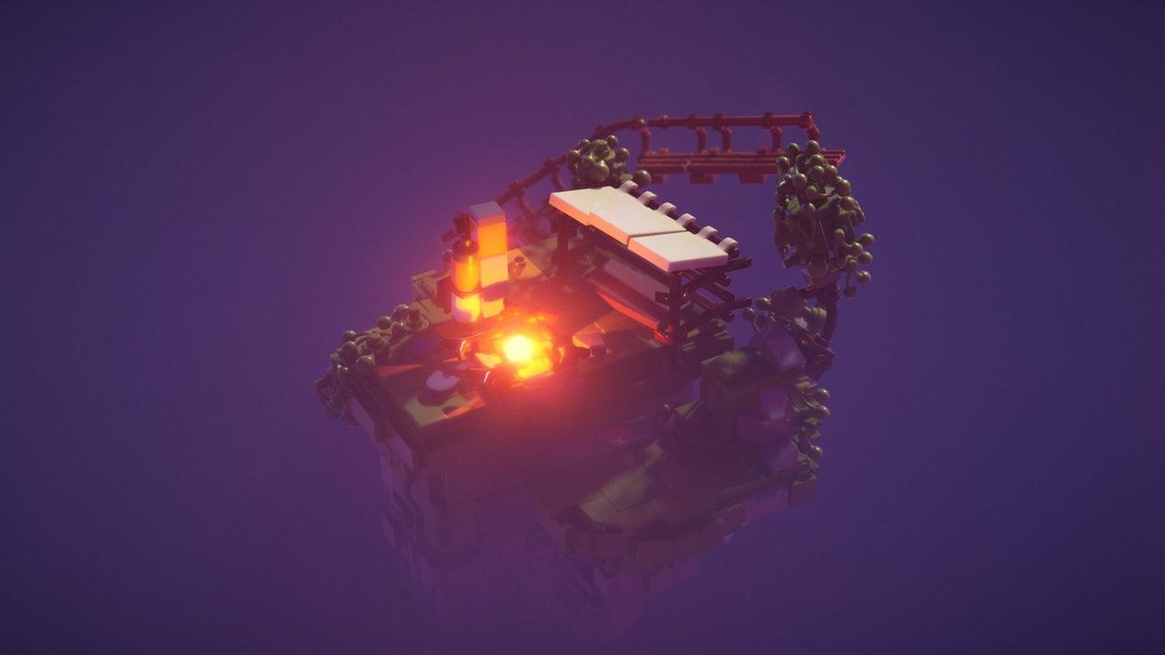 Image: LEGO: Le voyage du constructeur