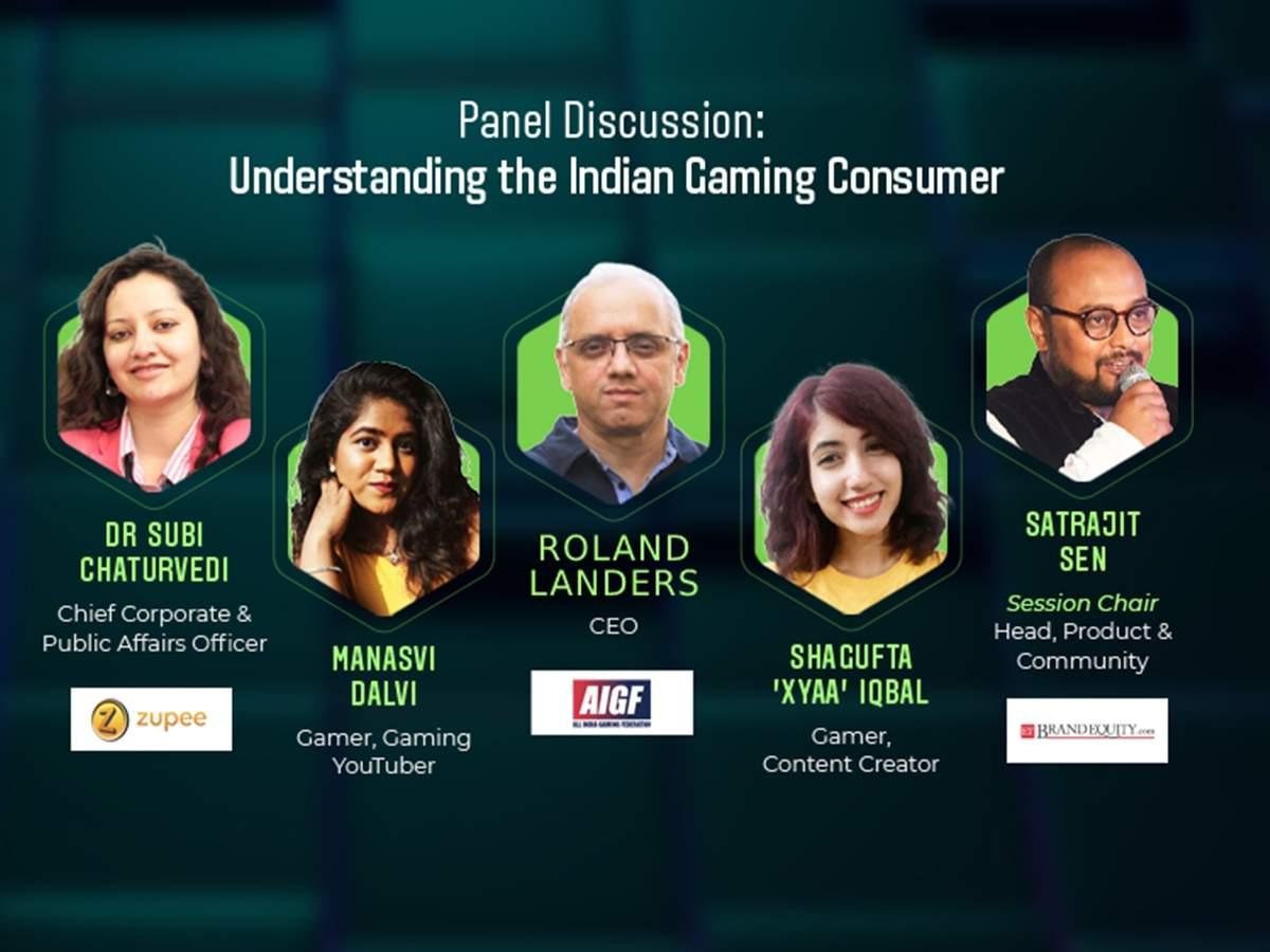 Gaming Summit 2021 : l'industrie indienne du jeu devrait toucher 3 milliards de dollars d'ici 2025