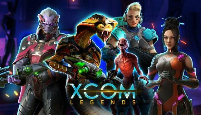 Illustrations XCOM Legends