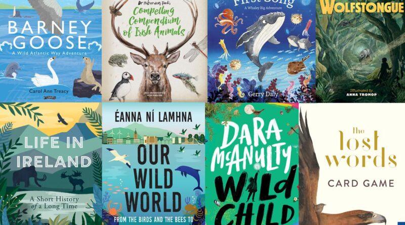 Wild Ireland : 17 livres, applications, podcasts et jeux pour les amoureux de la nature