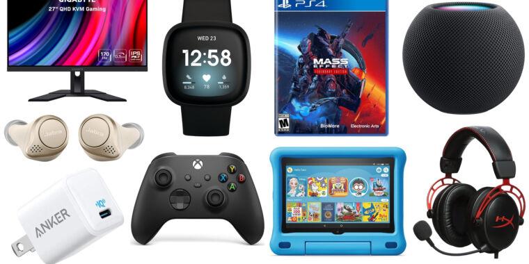 Meilleures offres technologiques ce week-end : nouveau Mass Effect, Jabra Elite 75t et plus