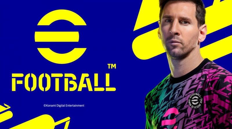 PES devient eFootball et sera un free-to-play