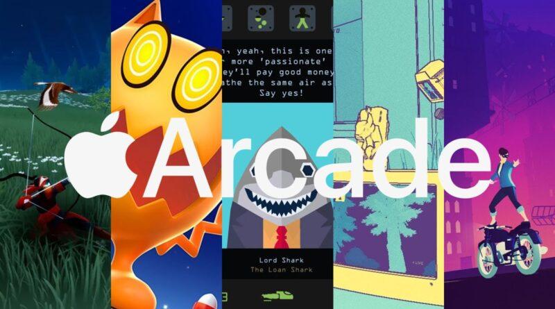 Meilleurs jeux Apple Arcade en 2021