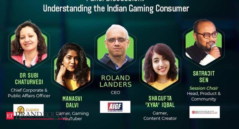 L'industrie indienne du jeu devrait toucher 3 milliards de dollars d'ici 2025, Marketing & Advertising News, ET BrandEquity