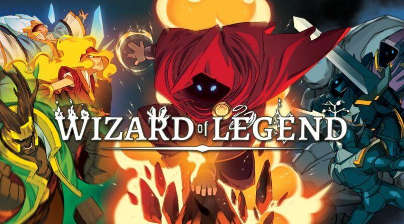 Le jeu Wizard of Legend arrive sur nos mobiles