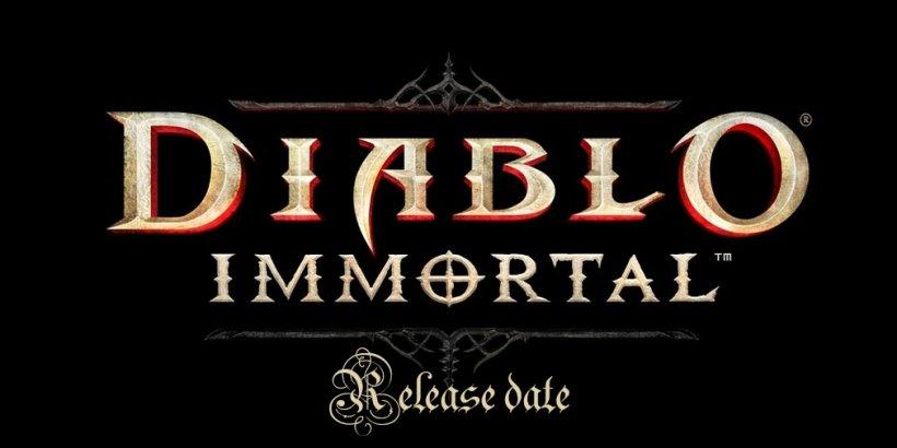 Date de sortie de Diablo Immortel