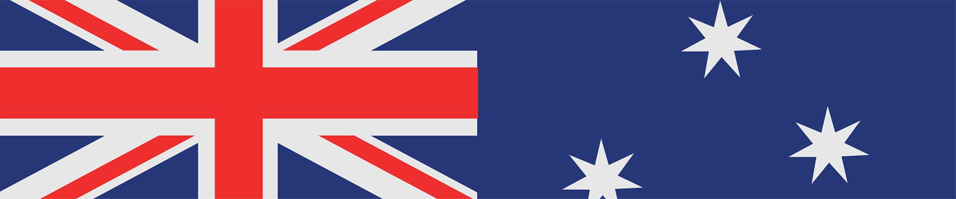 Les finales des Jeux olympiques de gymnastique féminine et des barres asymétriques sont diffusées en direct en Australie - Drapeau australien