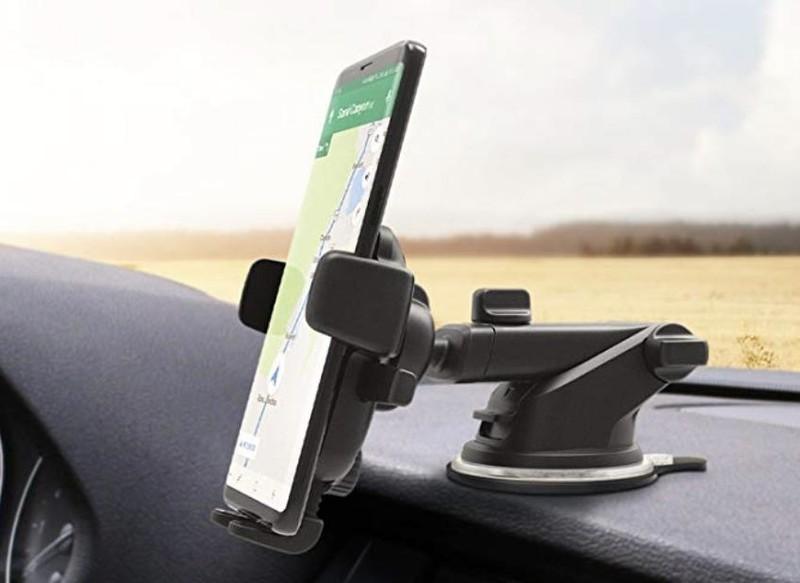 Support de téléphone pour tableau de bord et pare-brise iOttie Easy One Touch 4
