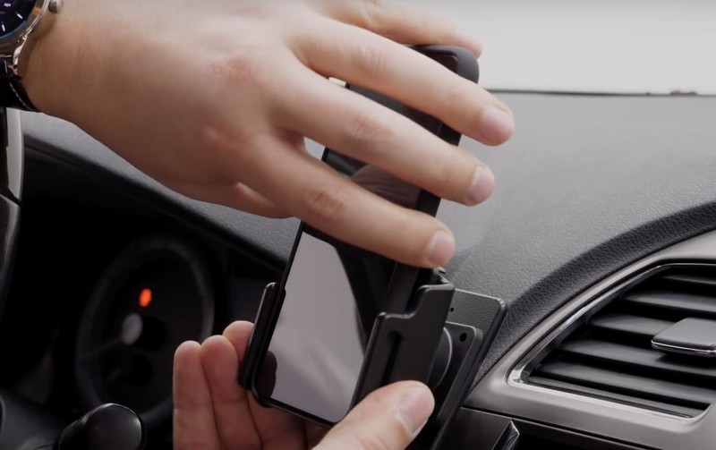 Support voiture iPhone Proclip
