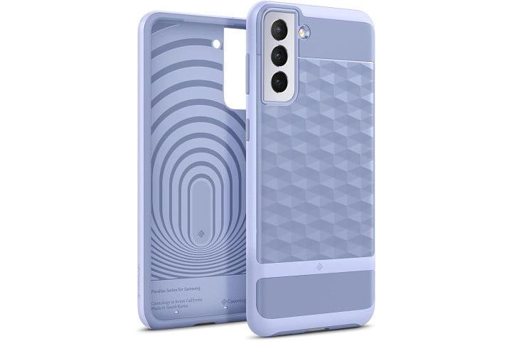 Coque Caseology Parallax pour Samsung Galaxy S21.