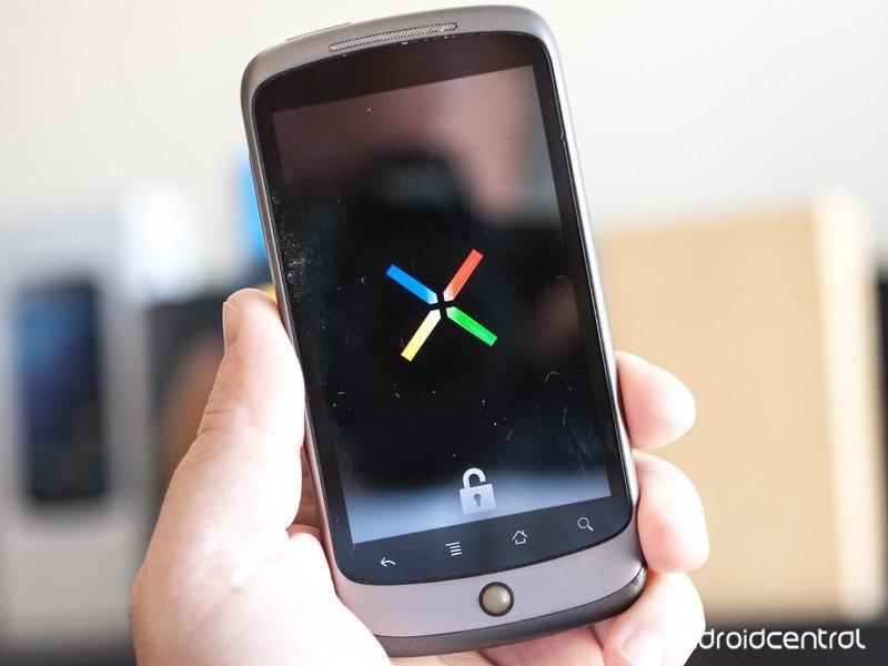 Téléphone NexusOne