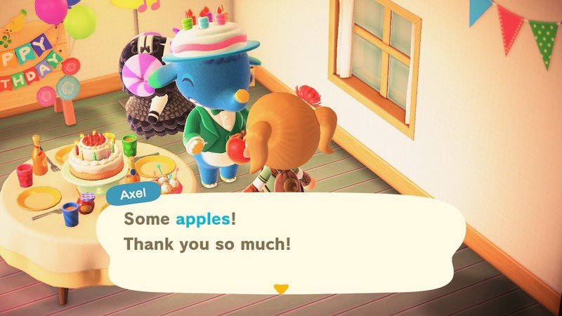 Villageois Animal Crossing New Horizons