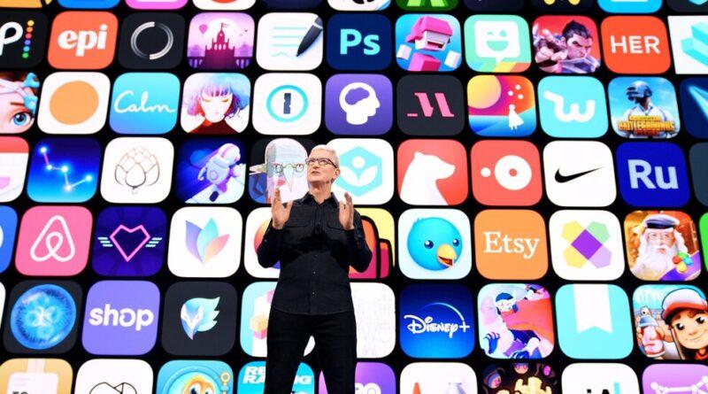 Apple évite une autre bataille juridique avec les développeurs d'applications