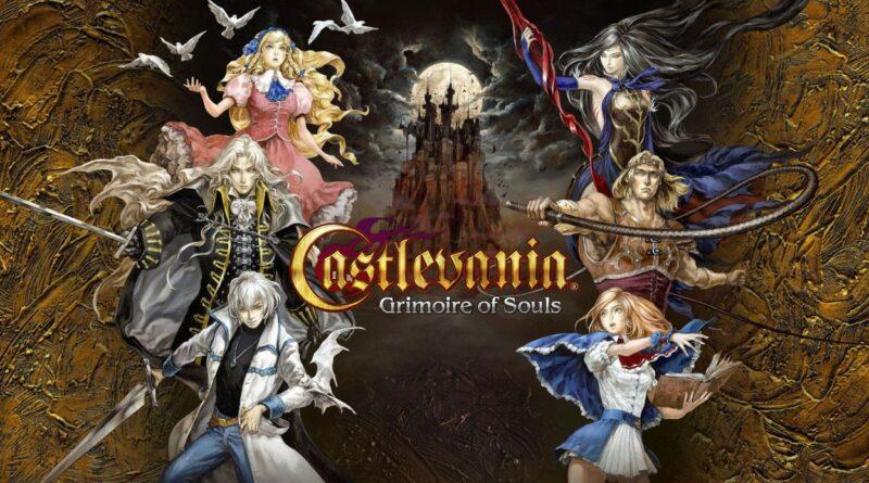 Apple Arcade accueille un épisode de Castlevania