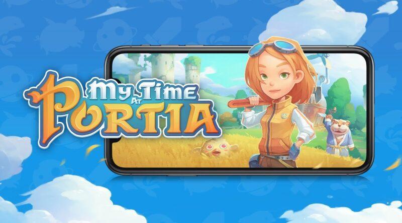 'My Time at Portia' pour iOS et Android vient d'être mis à jour pour ajouter une option de jeu à 60 images par seconde et plus - TouchArcade