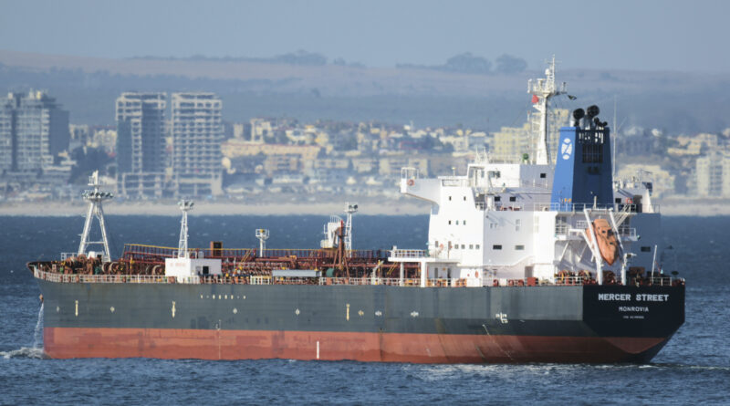 Les États-Unis, le Royaume-Uni et Israël accusent l'Iran d'avoir attaqué un pétrolier géré par Israël
