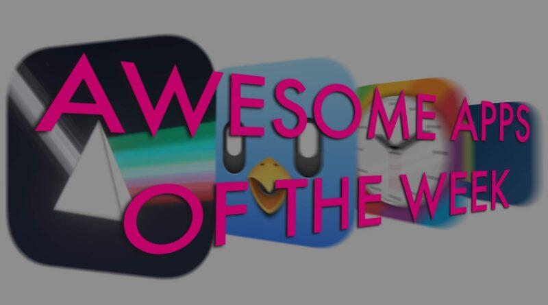 L'un des meilleurs jeux d'Apple Arcade, une excellente application de notes et le meilleur client Twitter [Awesome Apps of the Week]