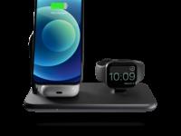 Ce chargeur magnétique Zens alimente les iPhones, les AirPods et les montres Apple
