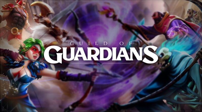 Le jeu NFT Guild of the Guardians d'Immutable s'associe à NRG Esports