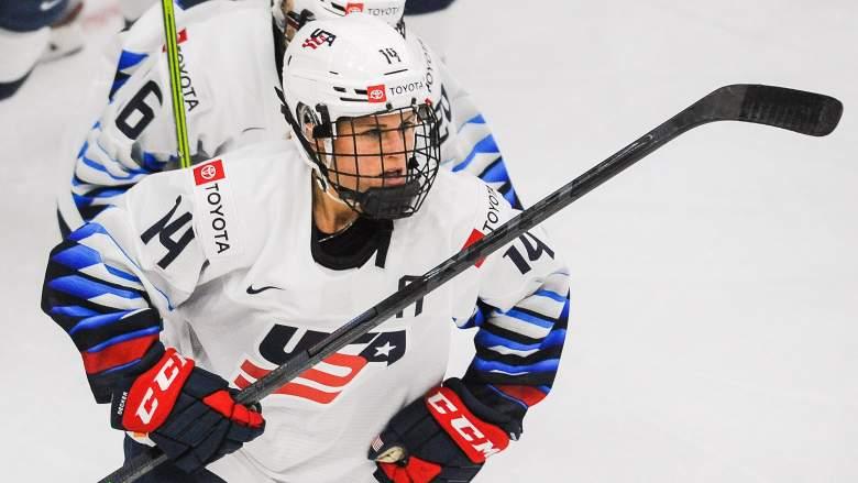Diffusion en direct du hockey féminin des États-Unis contre le Canada: comment regarder