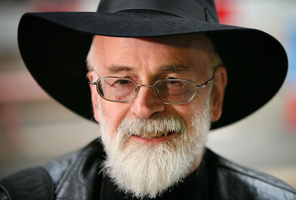 Terry Pratchett (Getty Images)
