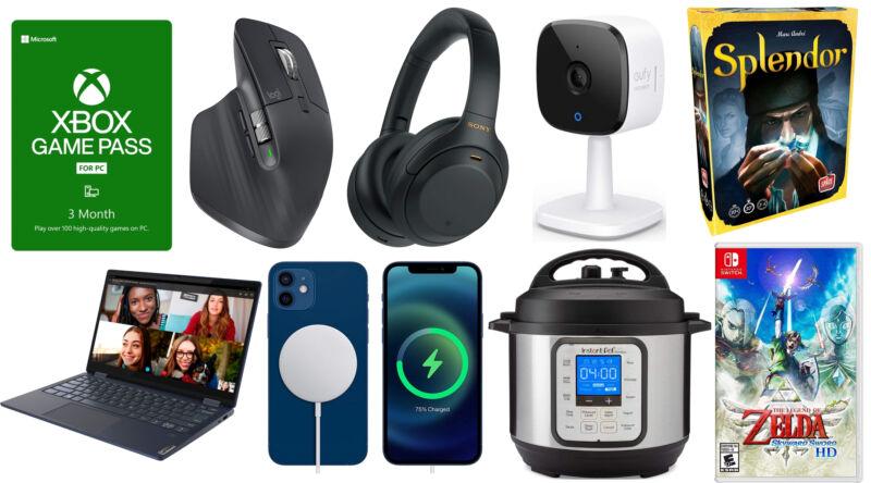 Les meilleures offres technologiques du moment: Sony WH-1000XM4, Logitech MX Master 3, et plus