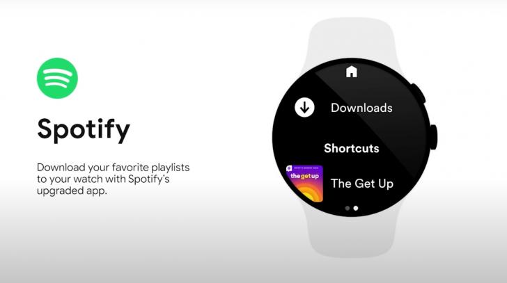 Spotify parvient enfin à ajouter la prise en charge du téléchargement pour Wear OS