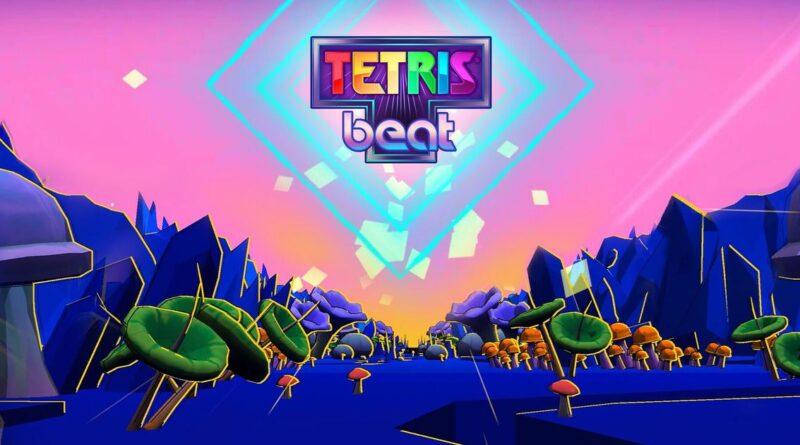 Tetris Beat donne au jeu classique des années 80 une nouvelle bande-son sur Apple Arcade