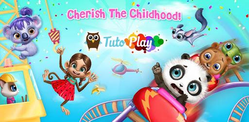 TutoPLAY - Les meilleurs jeux pour enfants dans 1 application